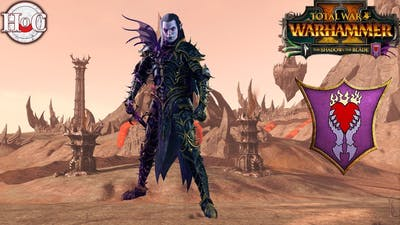 MALUS DARK BLADE - Total War Warhammer 2 - Shadow and Blade EARLY ACCESS GAMEPLAY