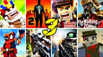 The Walking Zombie 2, Zombies In City, The Walking Zombie Dead City into, the dead2,Zombie Frontier3