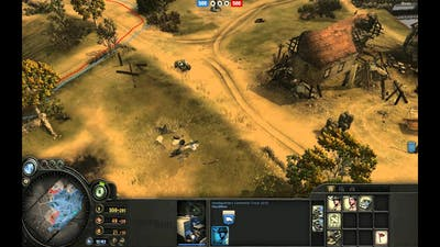 Company of Heroes: Tales of Valor - Friends messing around... no serious play tonight :) - 3 / 7