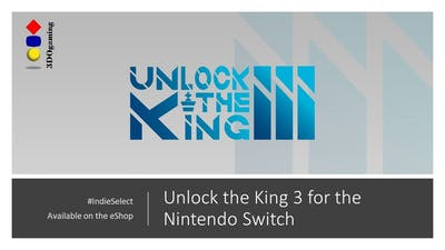 Unlock the King 3 by QUByte Interactive (Gameplay) for the Nintendo Switch #IndieSelect