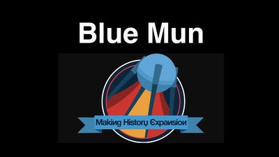Blue Mun - Kerbal Space Program Making History