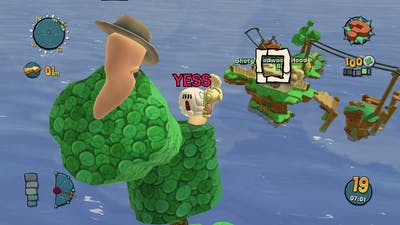 We Can't Play: Worms Ultimate Mayhem