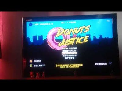 Donuts n Justice easy 1000G in approximately 20 minutes. Guide and completion method.