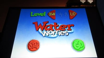 """""""Freddi Fish and Luther's Water Worries"""" Walkthrough (Levels 46-52) (Part 6) (Read Description)"""