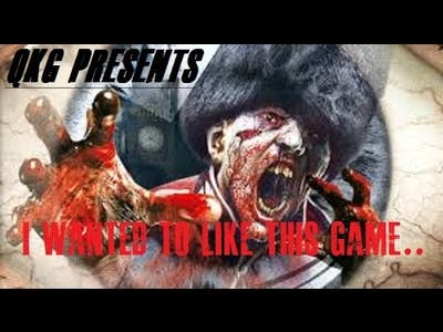 ZOMBI   I Wanted To Like This Game