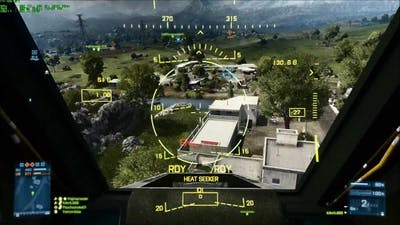 Battlefield 3 Armored Kill 1080p @ Armored Shield with Mi-28 Havoc Part 3
