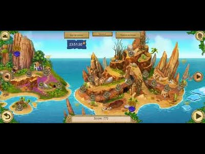 Android gameplay - Alicia Quatermain 2 The Stone of Fate