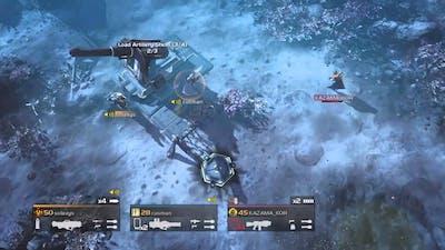 Helldivers - LAS-98 Laser Cannon & MLS-4X 'Commando' vs Cyborgs