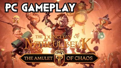 The Dungeon Of Naheulbeuk: The Amulet Of Chaos Gameplay PC 1080p