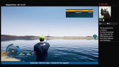 (FISHING SIM WORLD) - LAGO DEL MUNDO - spain part2