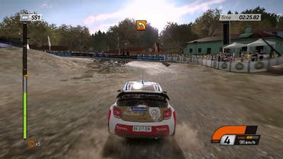 WRC 4 FIA World Rally Championship Gameplay GTX970 ULTRA (1080p60fps)