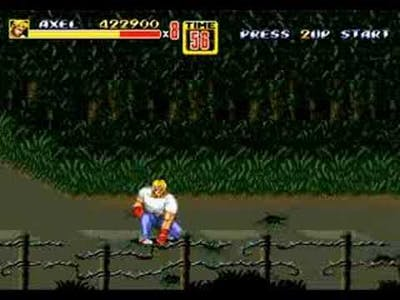 Streets of Rage 2 Playthrough (6/8)