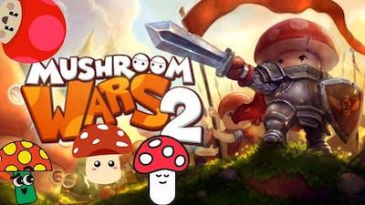 Mushroom Wars 2 - First Impressions Gameplay!