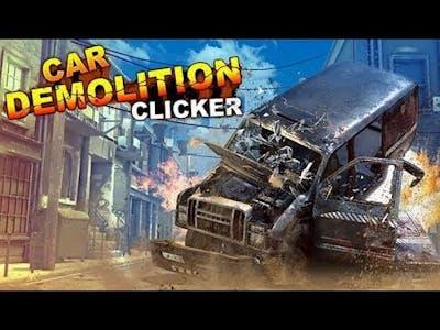 Car Demolition Clicker ★ GamePlay ★ Ultra Settings