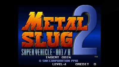 Metal Slug 2.  Mission 1