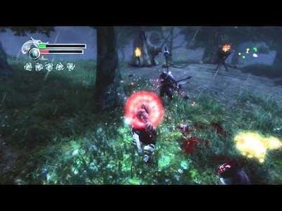 Viking: Battle for Asgard, Ruins / Galcliff, Playthrough