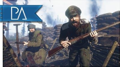 SURROUNDED BY ENEMIES: WE MAKE OUR LAST STAND - Tannenberg: Eastern front Gameplay
