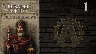 Crusader Kings 2 Charlemagne Let's Make a Norse Republic 1