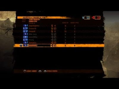 Red Faction Guerrilla Re-Mars-tered team anarchy on Crash Site