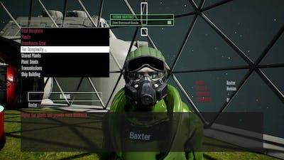 Genesis Alpha One (PC) gameplay