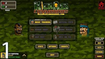 Kick Ass Commandos - Part 1 - Mindless Shooting And Explosives.... i Love It