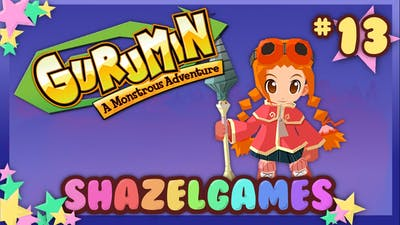 FAN AS A WEAPON | Let's Play Gurumin: A Monstrous Adventure BLIND Episode 13 | Shazelgames