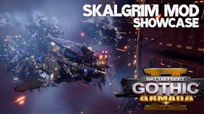 TITAN REWORK: SPACE HULK | Skalgrim Mod Showcase | Battlefleet Gothic: Armada 2