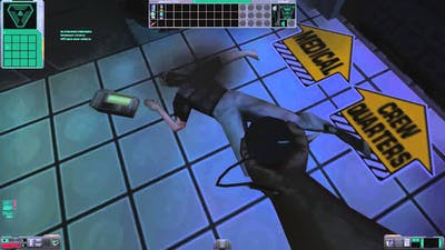 AussieMinecraftDuo System Shock 2 - This Game is Awesome