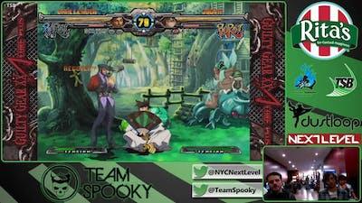 GGXXAC+R @ Team Stickbug 9/28 - Zidane (Anji) Post Tourney Rampage
