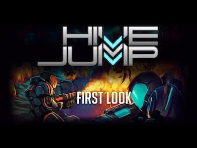 First Look   Hive Jump