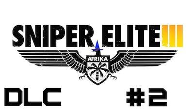 Sniper Elite III DLC - Playthrough - Target Hitler: Hunt the Grey Wolf - Pt 2