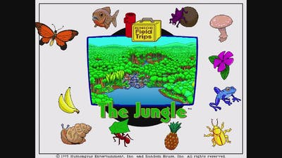 Let's Explore the Jungle (Junior Field Trips) - Part 1 (Gameplay/Walkthrough)
