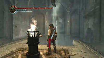 Prince Of Persia Forgotten Sands Game Over #2