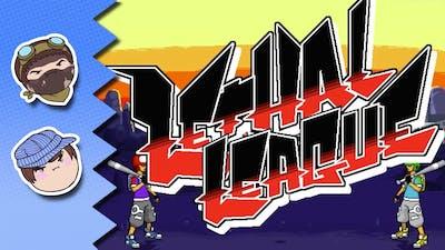 Lethal League - Steam Train