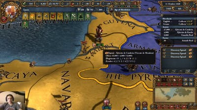 EUIV Unrest and how to manage it! National Revolt Event