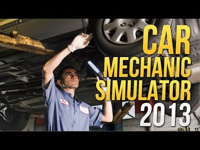 Car Mechanic Simulator 2014 - New Job