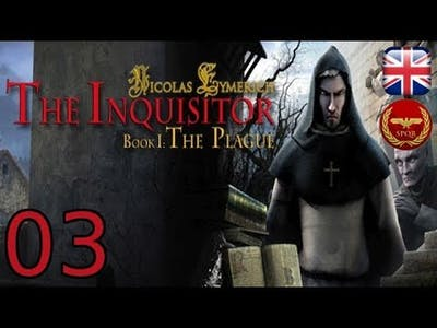 Nicolas Eymerich the Inquisitor - Book I: The Plague - [03/08] - Latin Sub English Walkthrough