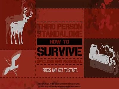 Gameplay - How To Survive Third Person Standalone