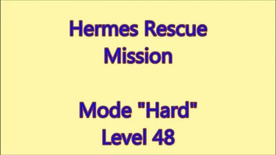 Hermes Rescue Mission Level 48