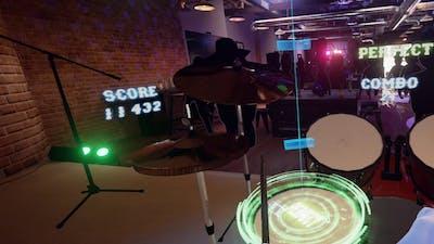 Drummer Talent VR part1