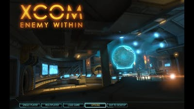 XCOM Enemy Within - Starting the War! (Subbed Commentary)