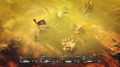 Helldivers : Pizza Delivery