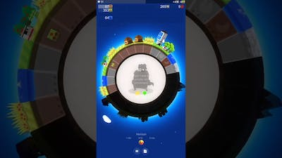 Planet of mine (android game) starting
