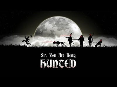 Sir, You Are Being Hunted Gameplay