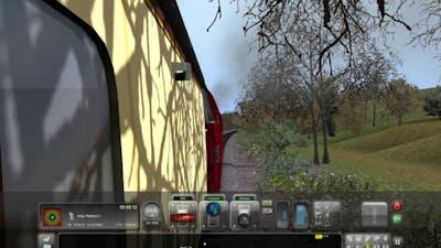 Railworks Train Simulator  SVR Western 'whizzo' thrash