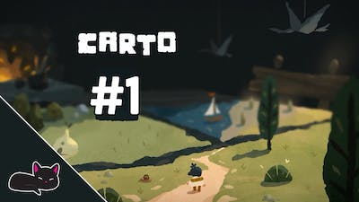 Carto Gameplay (PC) | Into The New World |  Part 1