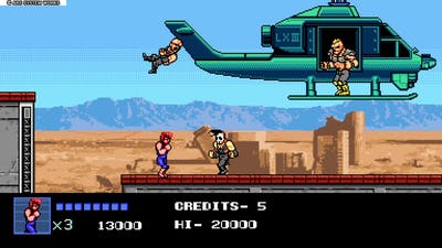 Double Dragon 4 - Part 1: A Promising Start
