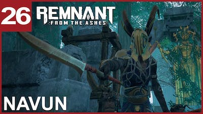 Remnant from the ashes Gameplay Walkthrough Shrine of Immortals (PC Commentary)