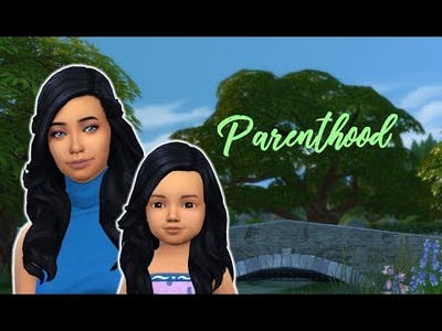 The Sims 4  Parenthood LP JAVIER MOVED OUT?! | Luluphoria