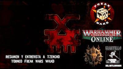 Entrevista a Tzencho, Campeón del torneo Warhammer Underworlds Online de Freak Wars 2020
